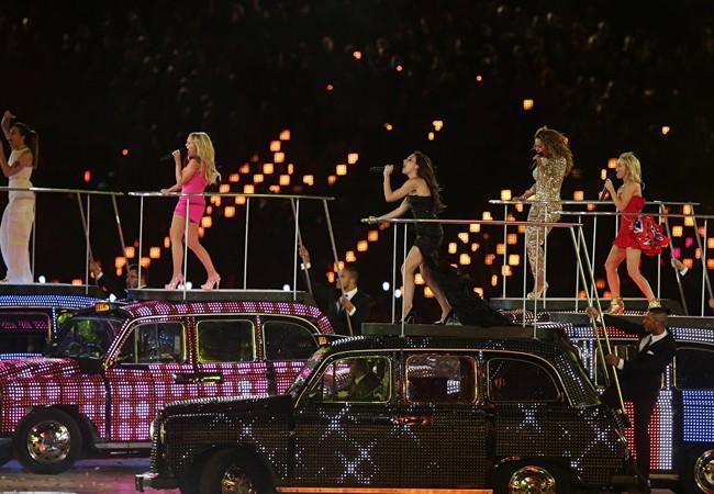 Spice Girls sắp tái xuất (ảnh minh họa)