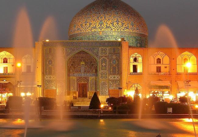 Một Iran hiện ra hoàn toàn khác những gì bạn tưởng tượng.