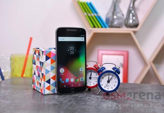 Moto G4 sẽ có màn hình 5.5 inch với độ phân giải Full HD.
