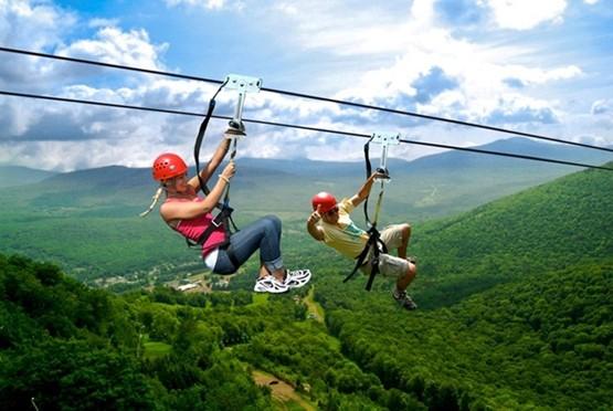 Du lịch mạo hiểm là một trong những loại hình du lịch đang thu hút sự quan tâm của nhiều khách du lịch, đặc biệt là những khách du lịch ưa khám phá.