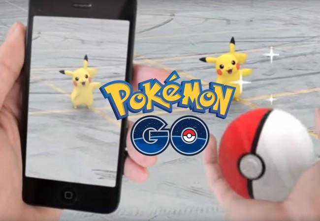 Vừa ra mắt, Pokémon Go đã là game thủ trên toàn thế giới bấn loạn.