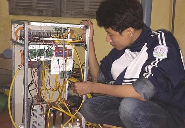 Hệ thống làm mát bằng tháp bay hơi của Bảo Việt thân thiện với môi trường