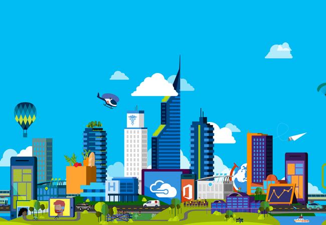 """CityNext đóng vai trò chiến lược hỗ trợ chuyển đổi thành công thành """"Đô thị thông minh'' cho các thành phố lớn trên toàn cầu."""
