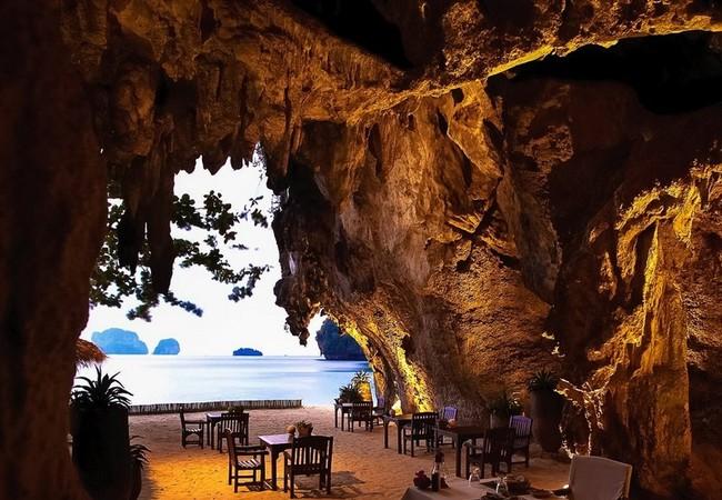 The Grotto – Thị trấn Krabi, Thái Lan