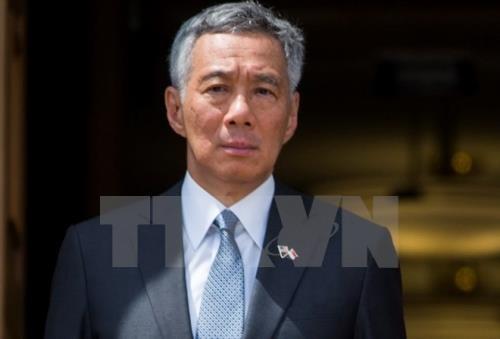 Thủ tướng Singapore Lý Hiển Long. Ảnh: EPA/TTXVN