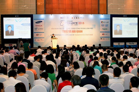 Phiên toàn thể hội thảo Vietnam Finance 2015