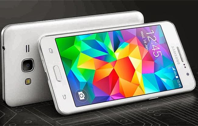 Samsung Galaxy Grand Prime+ khi ra mắt sẽ đi kèm với màn hình cảm ứng 5 inch