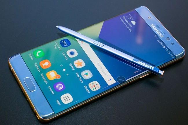 Samsung Galaxy Note 7 có thể được coi là một sản phẩm hoàn hảo vào lỗi cháy nổ là một sự cố đáng tiếc.