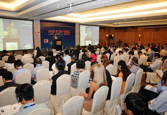 Japan ICT Day là hoạt động xúc tiến thương mại và hợp tác doanh nghiệp CNTT Việt Nam - Nhật Bản được VINASA và VJC phối hợp tổ chức thường niên từ năm 2007 đến nay.