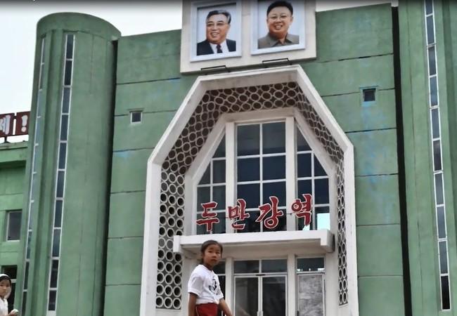 Những hình ảnh chụp của nhiếp ảnh gia Chu ở Bắc Triều Tiên