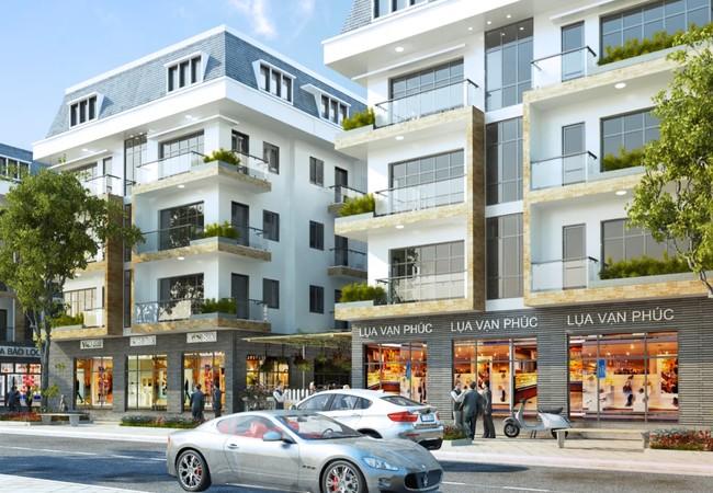 Trong quý 4/2016, hơn 800 căn được dự kiến bán ra thị trường, chủ yếu là ở Quận Hà Đông.