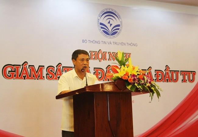 Thứ trưởng Bộ TT&TT Phạm Hồng Hải