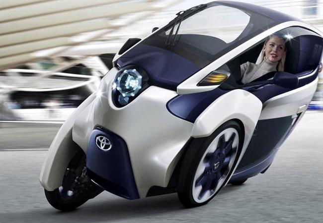 Tại một thành phố đông đúc và chật hẹp như Tokyo, đây là chiếc xe lý tưởng để người dân có thể di chuyển và dừng đỗ linh hoạt.