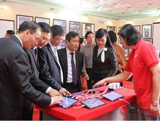 Khu vực sa bàn số 3D thu hút đông đảo khách thăm quan tại Hà Nam, Vĩnh Long, Cần Thơ và Bắc Kạn.