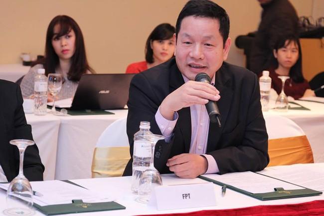 Chủ tịch FPT Trương Gia Bình.