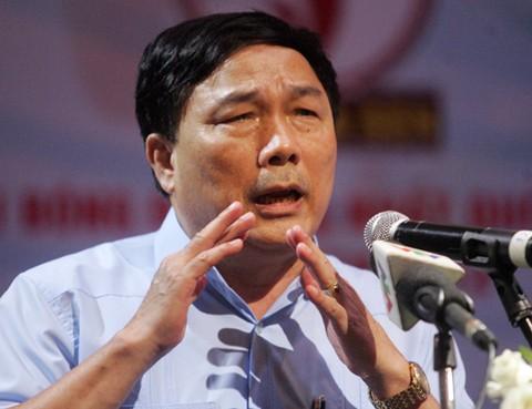 Ông Nguyễn Văn Đệ, Chủ tịch Công ty CP Hợp Lực, Chủ tịch Hiệp hội DN tỉnh Thanh Hóa, Chủ tịch Hiệp hội Bệnh viện tư nhân Việt Nam.
