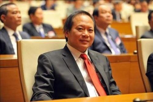 Bộ trưởng Bộ TT&TT Trương Minh Tuấn.