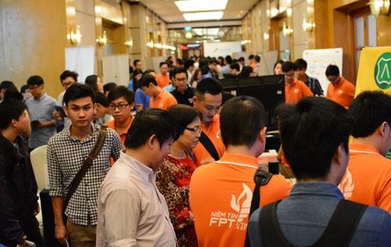 Ngày Công nghệ FPT - FPT Techday luôn nhận được sự quan tâm của cộng đồng công nghệ.