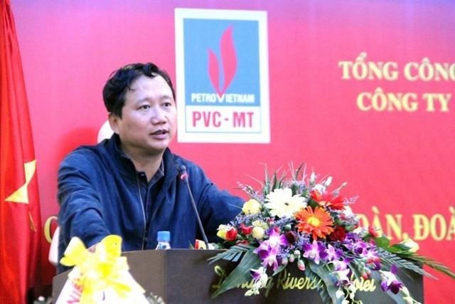 """Trịnh Xuân Thanh khi điều hành """"con thuyền"""" PVC đã ngập trong thua lỗ."""
