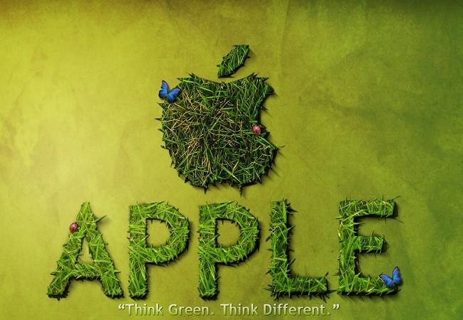 """Apple - một trong những công ty """"xanh"""" nhất hành tinh"""