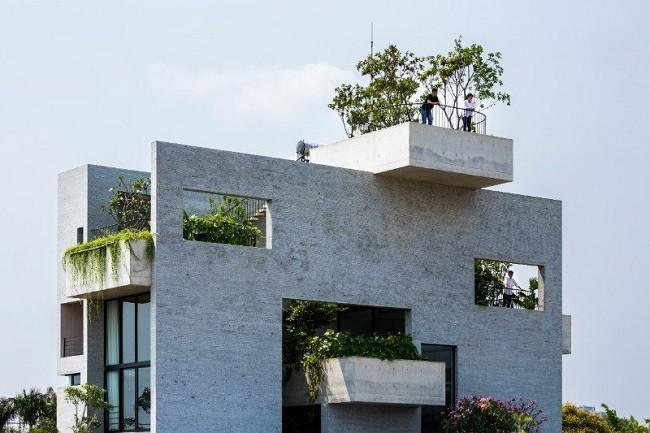 Lễ hội Kiến trúc Thế giới quy tụ các tòa nhà đẹp nhất từ khắp nơi trên thế giới