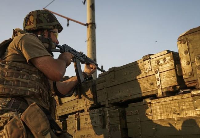 Chiến sự vẫn diễn ra hầu như hàng ngày tại khu vực Donbass, Ukraine