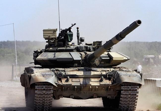Xe tăng T-90S của Nga