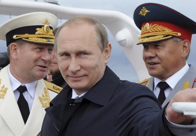 Bên cạnh những thắng lợi địa chính trị, tổng thống Nga Putin đang tìm hướng đi mới cho nền kinh tế Nga