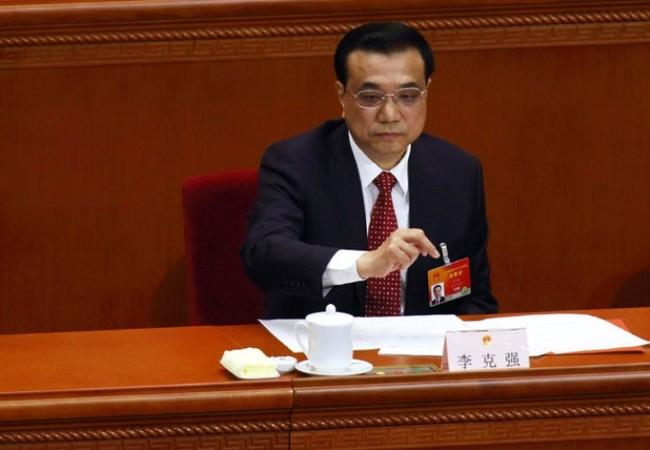 Thủ tướng Trung Quốc Lý Khắc Cường. Ảnh: Bloomberg