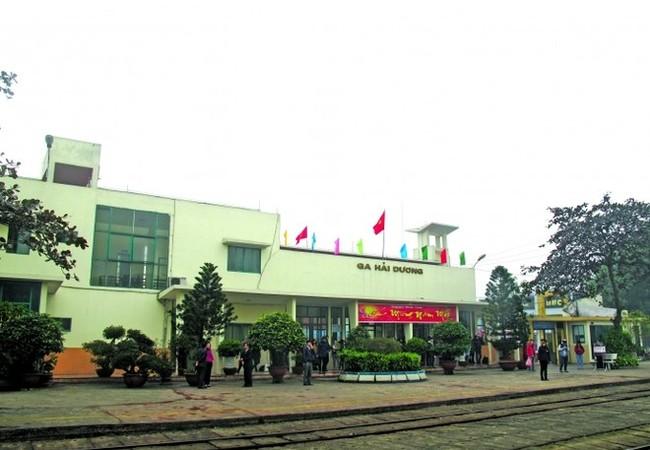 Dự án Xây dựng tuyến đường sắt mới Hà Nội - Hải Phòng thu hút được các nhà đầu tư.