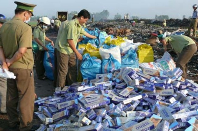 Buôn lậu không thể lên đến 20 tỷ USD