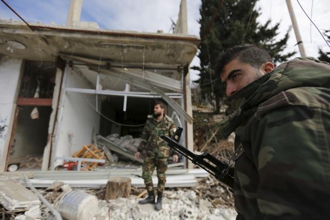 Video phe đối lập Syria ra điều kiện trước khi quyết định tham gia đàm phán