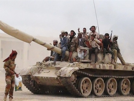Video Phiến quân Houthis khủng bố tinh thần lính Arab Saudi bằng clip phục kích