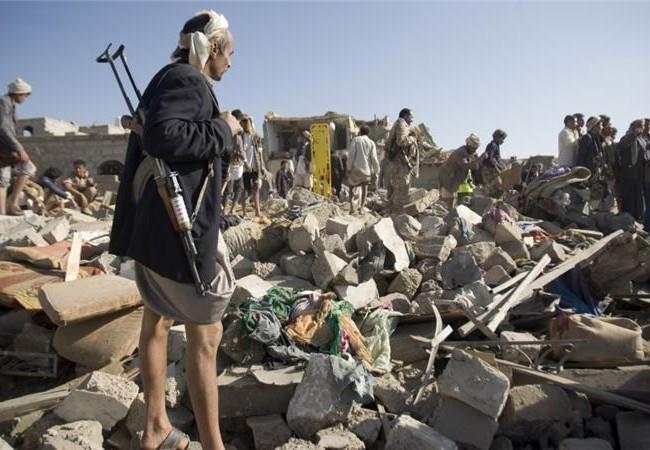 Video Cận cảnh trận đánh của phiến quân Houthis