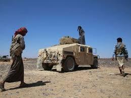 Video một trận đánh xe quân sự Arab Saudi của phiến quân Huthis
