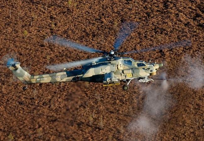 Trực thăng tấn công Mi-28N của Nga - Tập đoàn Trực thăng Nga