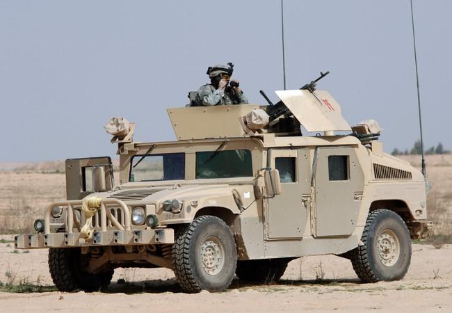 xe Humvee