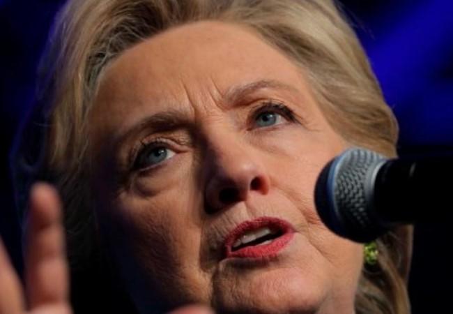 Hillary Clinton, ứng cử viên Tổng thống Mỹ của Đảng Dân chủ. Ảnh: SCMP