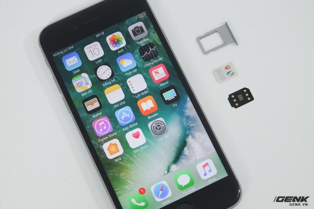 """Chỉ với một chiếc SIM ghép """"thần thánh"""", iPhone Lock sẽ được hô biến thành quốc tế"""