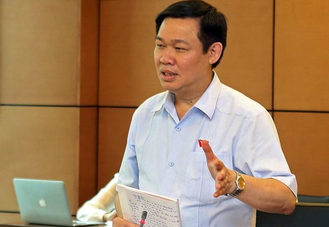 Phó thủ tướng Vương Đình Huệ. Ảnh: Tuổi trẻ