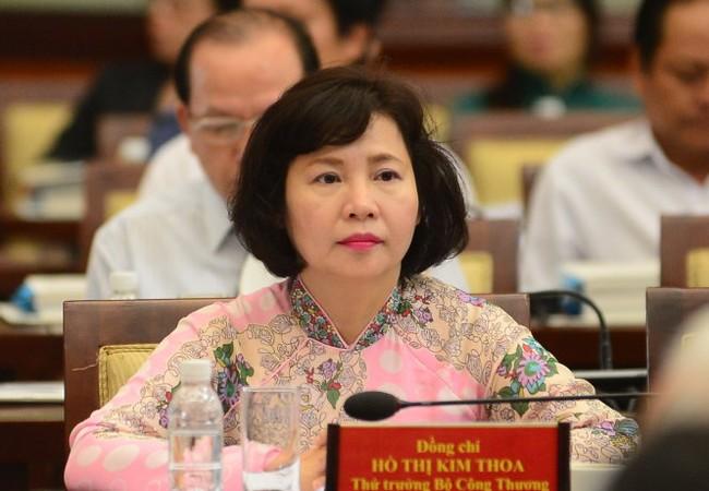 Thứ trưởng Hồ Thị Kim Thoa. Ảnh: VGP
