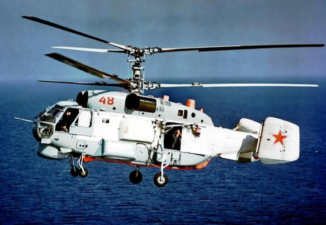 Trực thăng Ka-27.