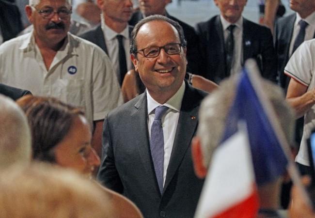 Tổng thống Pháp François Hollande sắp thăm Việt Nam.