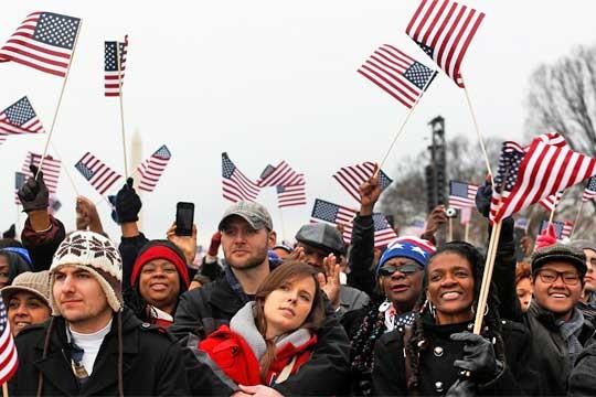 Hàng ngàn người sẽ được nhập quốc tịch Mỹ trong tuần này (ảnh minh họa).