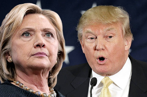 Mỹ chuẩn bị chứng kiến hai ứng viên Donald Trump và Hillary tranh luận lần 2