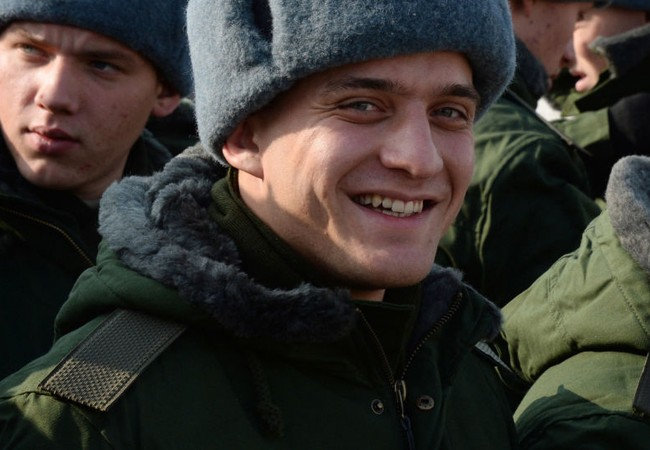 Binh sỹ Nga (ảnh minh họa)