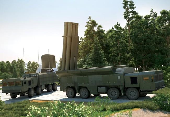 Tên lửa phòng thủ ven bờ Bastion của Nga (ảnh minh họa)