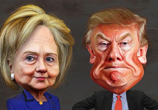 Bầu cử tổng thống tại Mỹ, càng đến chung kết càng gay cấn
