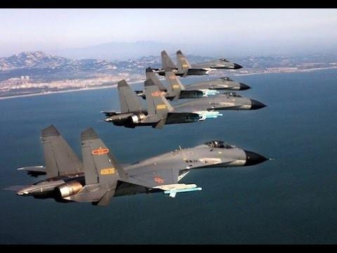 Máy bay của Không quân Trung Quốc (ảnh minh họa)