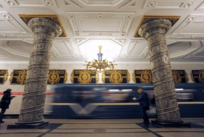 Gần 3.000 người phải sơ tán khỏi 3 nhà ga vì đe dọa đánh bom ở Moscow, Nga (ảnh minh họa)